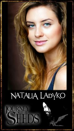 Natalia Ladyko is a talented actress but did you know she is also a skilled movement artist?  http://www.journeyoftheseeds-themovie.com/members/ladyko/profile/