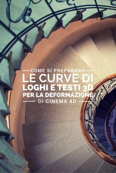 Carlo Macchiavello ci mostra come si preparano le curve di loghi e testi 3D per la deformazione. Clicca qui per iscriverti subito al corso Cinema4D da noi: http://www.espero.it/corsi-cinema-4d?utm_source=pinterest&utm_medium=pin&utm_campaign=3DArchitecture