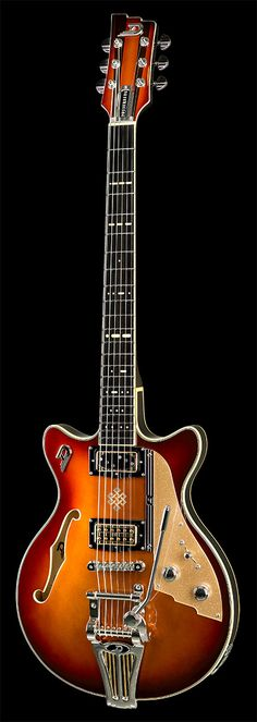 Duesenberg Alliance Series - Joe Walsh SB - Gold-Burst