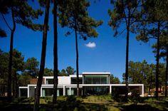 Casa do Lago por Frederico Valsassina Arquitectos