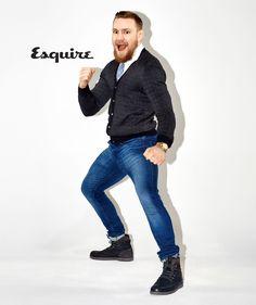 Conor McGregor Doesn't Believe in Death - Esquire.com