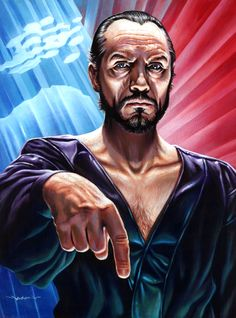 Kneel! General Zod by Jason Edmiston
