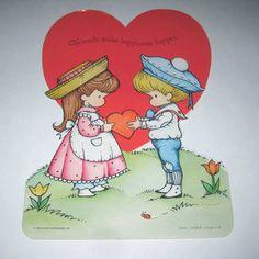 Joan Walsh Anglund Valentine
