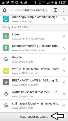 chrome-mobile-browser-history