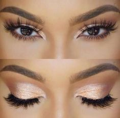 27+ ideas eye shadow looks for brown eyes morphe #eye #EyeMakeupCutCrease Summer Wedding Makeup, Best Wedding Makeup, Wedding Makeup Looks, Summer Makeup, Bridal Makeup, Wedding Summer, Prom Makeup, Dress Makeup, Teen Makeup