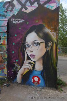 Street art à Bordeaux : balade photographique à Darwin – Petites Evasions & Grandes Aventures #streetart
