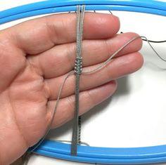 Truebluemeandyou Diy Adjustable Sliding Knot Bracelet