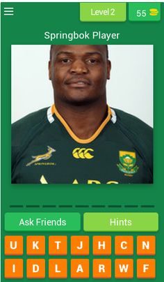Spend hours of fun with this great game and prove to your friends that you are a true connoisseur of South African rugbyl. Rugby, African, Passion, Game, Friends, Fun, Fin Fun, Gaming