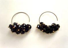 Mimi Scholer, Earrings, Pendientes