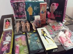 Doll show goodies!