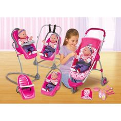 Graco Just Like Mom Deluxe Playset : Target