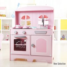 AndreuToys - Of x Pink Country Kitchen with Sound