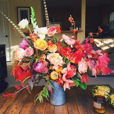 Hooray - It's finally Fall in California!  #fallflowers #fgflove #americangrown