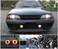Year: 1989 Make: Nissan Model: Skyline GT-R VIN: BNR32-001853 Engine: RB26DETT Drive Type: AWD Mileage: 31,306 Exterior Color: Gunmetal Grey Interior Color: Grey Transmission: Manual [5-speed] Body Type: Coupe Vehicle Title: Clear Options: 4-Wheel Drive, CD Player Power Options: AC, PL, PW Fuel Type: Gasoline Availability: Sold  Please visit us for more available vehicles for sale at: www.phase9motors.com.