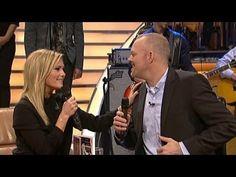 ▶ Helene Fischer - Impro-Session mit Stefan Raab - TV total - YouTube