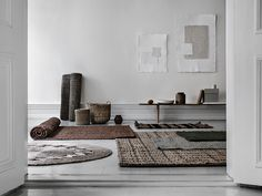 Home Accessories Styling Interiors - Autumn Feel, Warm Coziness and Sustainable Design by Swedish Home Accessory Brand Dixie. home accessories brand Nachhaltiges Design, Nordic Design, Minimalist Furniture, Classic Furniture, Scandinavian Living, Scandinavian Design, Best Interior Paint, Interior Design Programs, Comfortable Couch