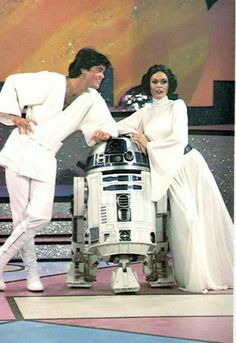 Marie Osmond 1970s | Donny and Marie Osmond as Star Wars skit