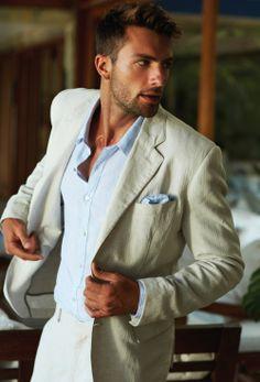 <3 well dressed men