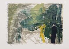 Per Kirkeby: Composition, 1980, lithograph in colours, sheet size 45x63 cm, edition 103/120 - Bruun Rasmusssen 4/2016