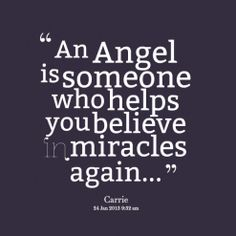 Angels Help You Believe in Miracles.  Repinned by An Angel's Touch, LLC, d/b/a WCF Commercial Green Cleaning Co., Denver's Property Cleaning Specialists! http://angelsgreencleaning.net * Arielle Gabriel who gives free travel advice at The China Adventures of Arielle Gabriel writes of mystical experiences during her financial disasters in The Goddess of Mercy & The Dept of Miracles including the opening of her heart chakra *