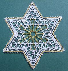 Étoile Lacemaking, Christmas Star, Bobbin Lace, Crafts, Diy, Patterns, Bobbin Lace Patterns, Angels, Stars