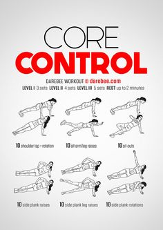 Core Control Workout