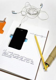 smart phone notebook