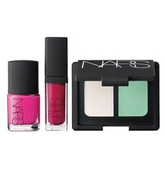 "The Beautiful Darling Gift Set includes three new products as eye-catching and colorful as Warhol's transsexual ""superstar"" Candy Darling. www.narscosmetics.com/color/nars-andy-warhol-collection/nars-andy-warhol-beautiful-darling-set/beautiful-darling-set"