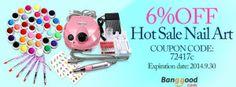 Extra 6% OFF Hot #Sale #Nail #Art Collection