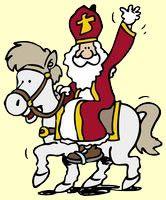 *▶ LIEDJE: Sinterklaas op zijn witte paard