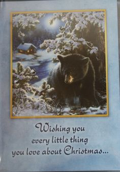 Wishing you every little thing...
