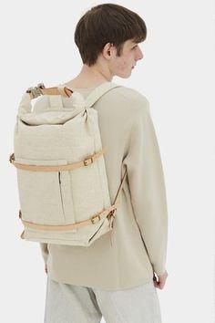 U-tility Backpack Natural