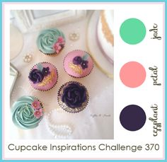 {Cupcake Inspirations}: Challenge 370