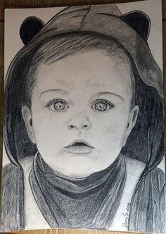 Dibujo Artistico by Mary G.: XAVI