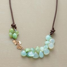 MOUNTAIN HORIZONS NECKLACE: View 1