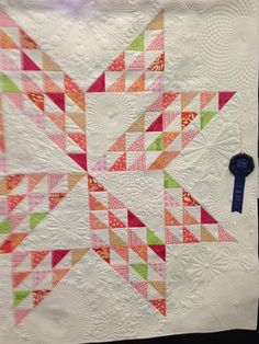 Quilting Services | Triangles on a Roll