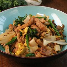 Try this Chicken Stir-Fry with Rice Noodles recipe by Chef Gordon Ramsay. This recipe is from the show Gordon's Ultimate Cookery Course.