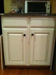 Rescued and Renewed: Kitchen Cabinet MAKEOVER