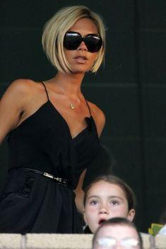 Victoria Beckham visszér