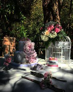 #ponque #torta #vintage #flores #bodasencolombia