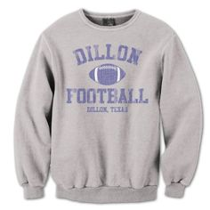 Friday Night Lights Sweatshirt --- this is an absolute must have.