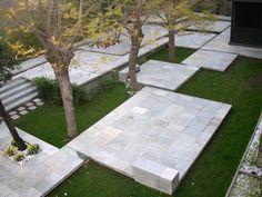 Montjuic Garden and Pavilion by FondaRIUS Architecture