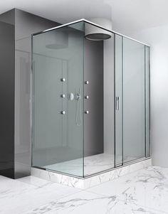 wandmontierter spiegel / modern / rund / metall nielsen hamilton, Hause deko