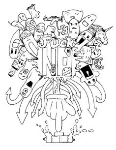 Fuck no - Adult Coloring page - swear. 14 FREE printable coloring pages, Visit swearstressaway.com to download and print 14 swear word coloring pages. These adult coloring pages with colorful language are perfect for getting rid of stress. The free printable coloring pages that are given change, so the pin may differ from the coloring pages give at swearstressaway.com - Sweary sketches