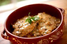 White Wine Chicken Recipe