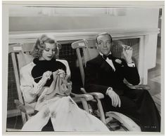 If you brought your knitting along, it wouldn't be the first time someone knitted next to a man in black tie....Ginger Rogers knitting with Fred Astaire