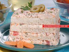 Receita de Torta de Atum | Guia da Cozinha