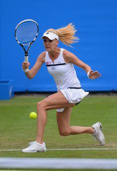 Agnieszka Radwanska during day four of the AEGON International tennis tournament at Devonshire Park June 18-2013 #WTA