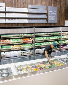 sweetgreen is all about real people and real food. we've got the real food part…