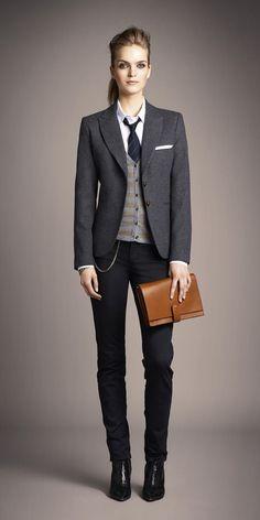 Resultado de imagem para business women's clothing